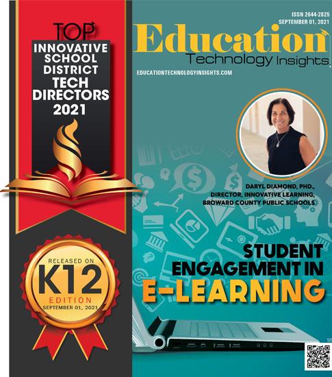 Top 10 Innovative School District Tech Directors - 2021
