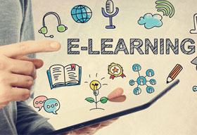 Interactive eLearning promotes exploration