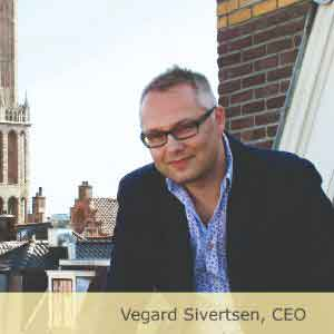 Vegard Sivertsen, CEO, Cirrus Assessment