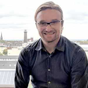 Markus Goldbach, Co-Founder and CEO, PlagScan