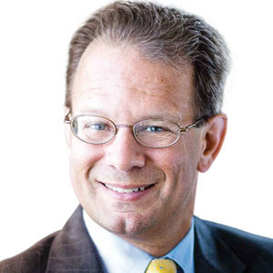 Robert Maginn, Chairman & Co-CEO, Jenzabar