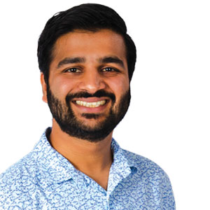 Advait Shinde, CEO, GoGuardian