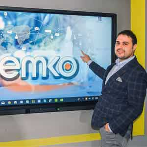 Emko: Unlock Innovation in Education