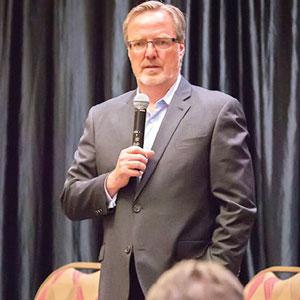Gregg Ward, President & CEO, Gregg Ward Group