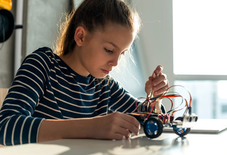 Here Are Three Trends In Robotics Education