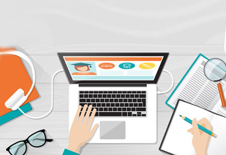 How online learning does benefits professionals?