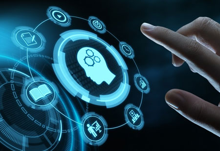 Enhancing Learning Management System with AI