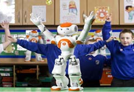 How Robots are Helping Educational Institutes