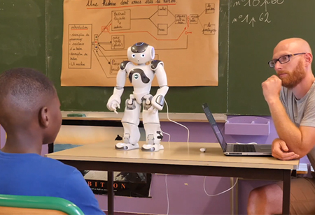 The Advantages of Robotics in Education Sector