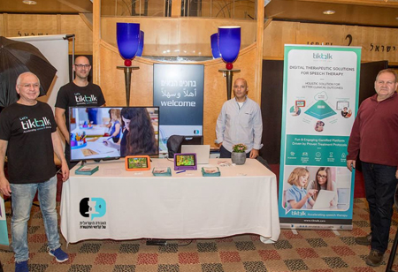 TikTalk Boosts Unparalleled Treatment Personalization with Games and Remote Monitoring