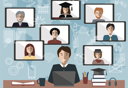 How to Enhance Student Engagement with Online Education Model