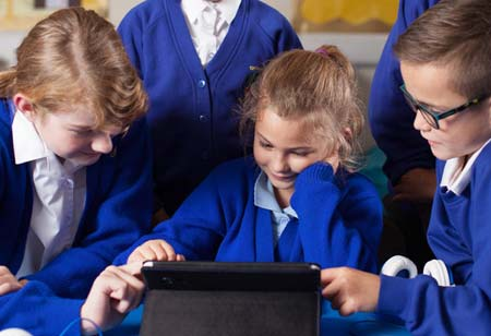 CTL Tx1 Tablet for the Evolving Education Sector