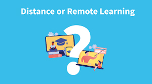 Key Distance Learning Technology to Eye on