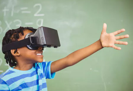 Revolutionizing the Era of Digital Learning with Virtual Reality