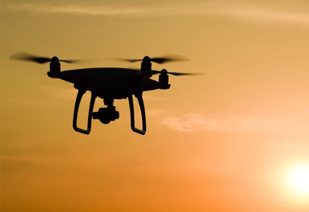 Drone Technology to Find Grounds in K-12 Culture