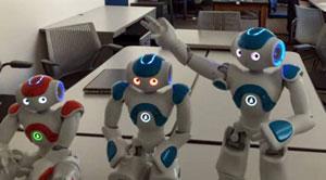 Classroom Robots
