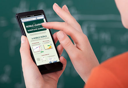 Revolutionizing e-Learning with Mobile Learning
