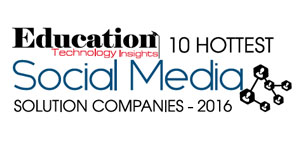 10 Hottest Social Media Solution Companies 2016