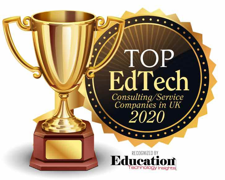 Top 5 Edtech Consulting/Service Companies In UK - 2020