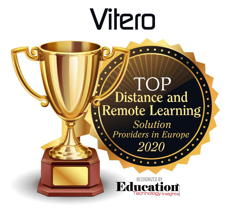 Top 10 Distance and Remote Learning Solution Companies in Europe - 2020