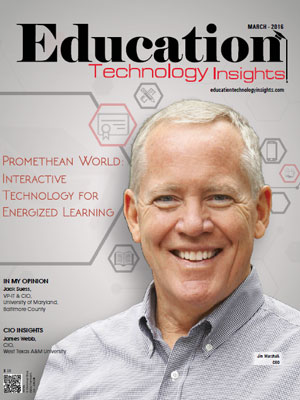 PROMETHEAN WORLD: INTERACTIVE TECHNOLOGY FOR ENERGIZED LEARNING