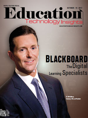Blackboard: The Digital Learning Specialists