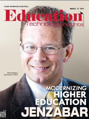 JENZABAR: MODERNIZING HIGHER EDUCATION