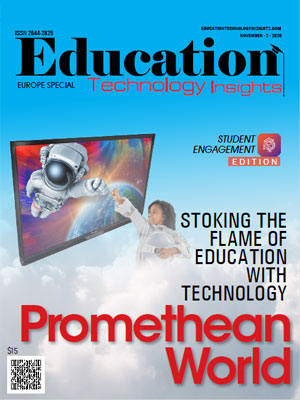 Promethean World: Stoking the Flame of Education with Technology