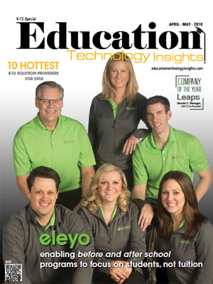 Eleyo: enabling before and after school programs to focus on students, not tuition