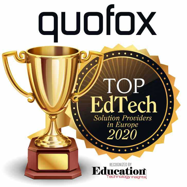 Top 10 Edtech Solution Companies In Europe - 2020